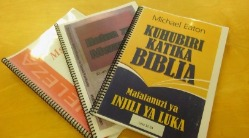 Bible resources translated